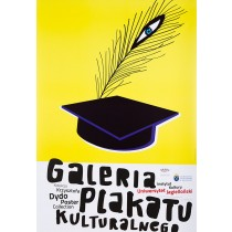 Gallery of Cultural Poster -  Institute of Culture  Mirosław Adamczyk Polish Poster