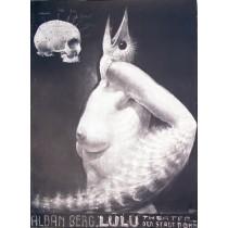 Lulu Franciszek Starowieyski Polish Poster