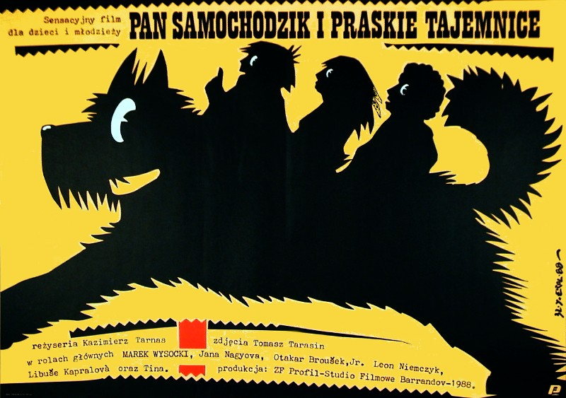 Mr. Samochodzik and the Secrets of Prague Kazimierz Tarnas