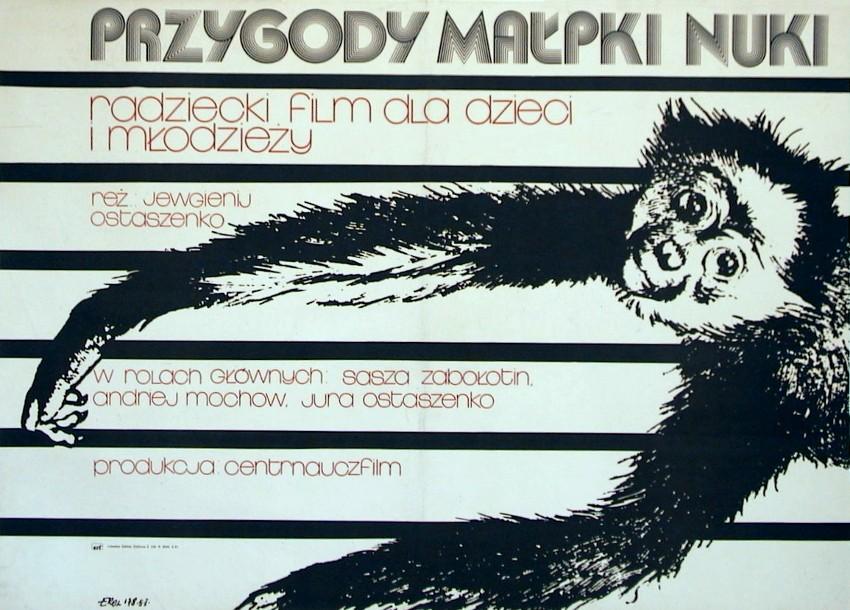 Przygody małpki Nuki