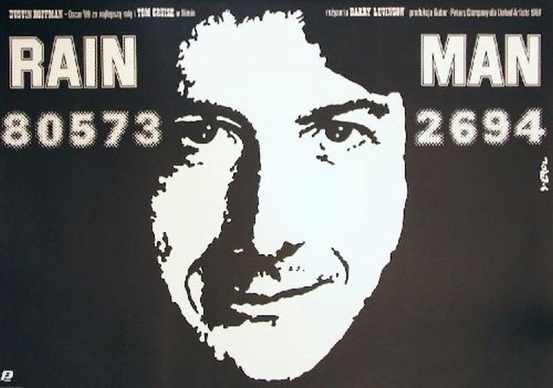 Rain Man Barry Levinson