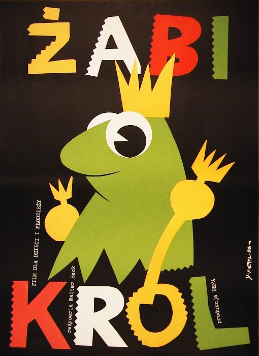 Frog Prince Walter Beck