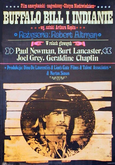 Buffalo Bill and the Indians Robert Altman