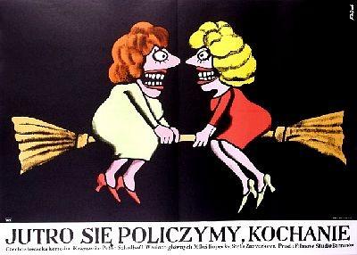 Jerzy Flisak Polish movie film poster