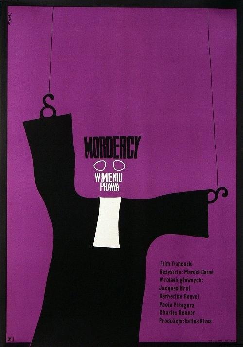 Mordercy w imieniu prawa (filmposter)