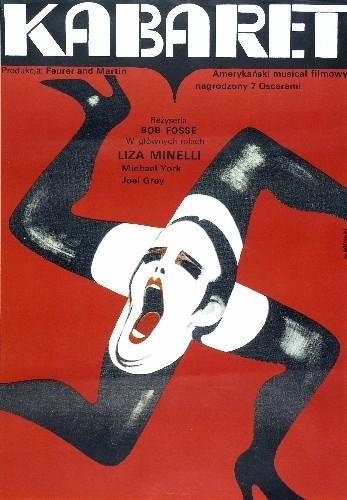 Kabaret Bob Fosse (filmposter) Górka