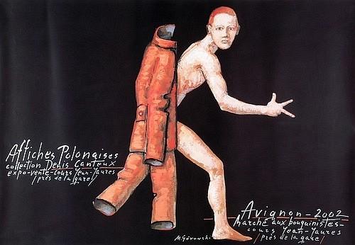 Avignon Affiches Polonaises 2002
