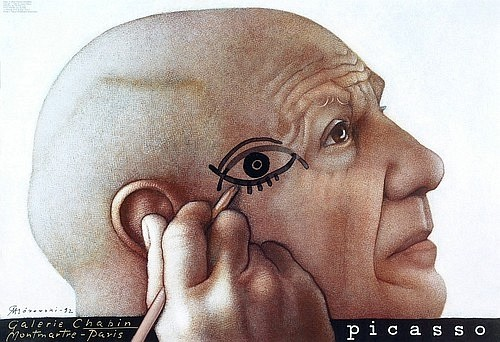 Hommage a Picasso