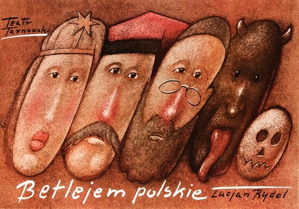Polish Betlehem, Lucjan Rydel