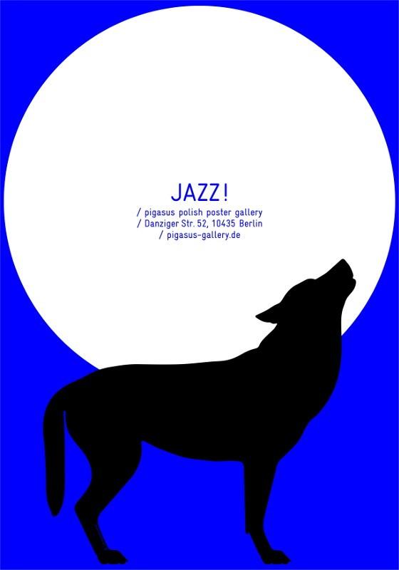 Małgorzata Gurowska Jazz! Polskie plakaty jazzowe