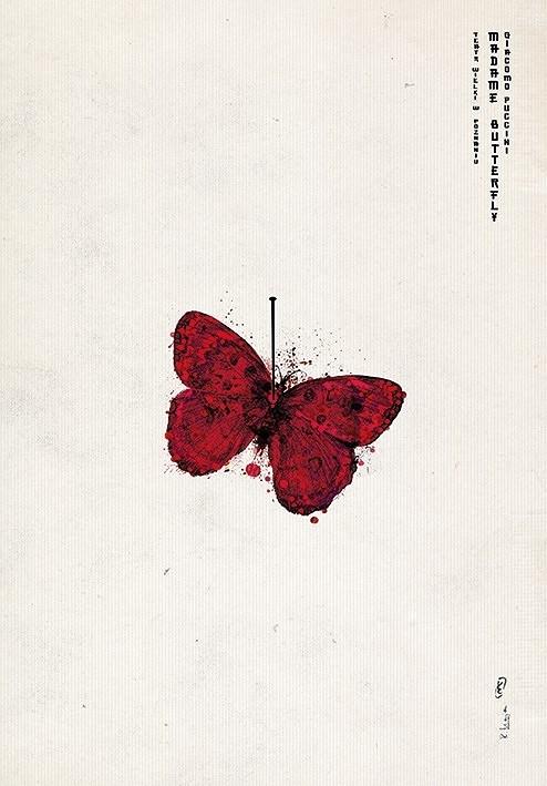 Ryszard Kaja Madame Butterfly