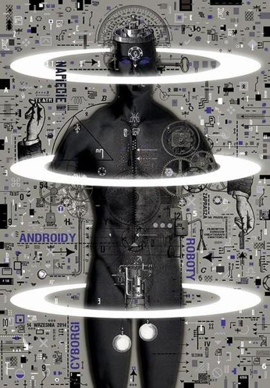 Ryszard Kaja Cyborgi androidy