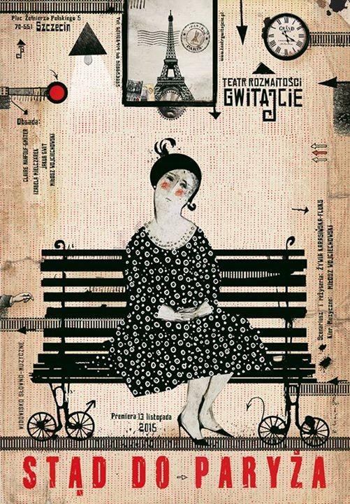 Ryszard Kaja Gwitajcie Teatr Rozmaitości Szczecin