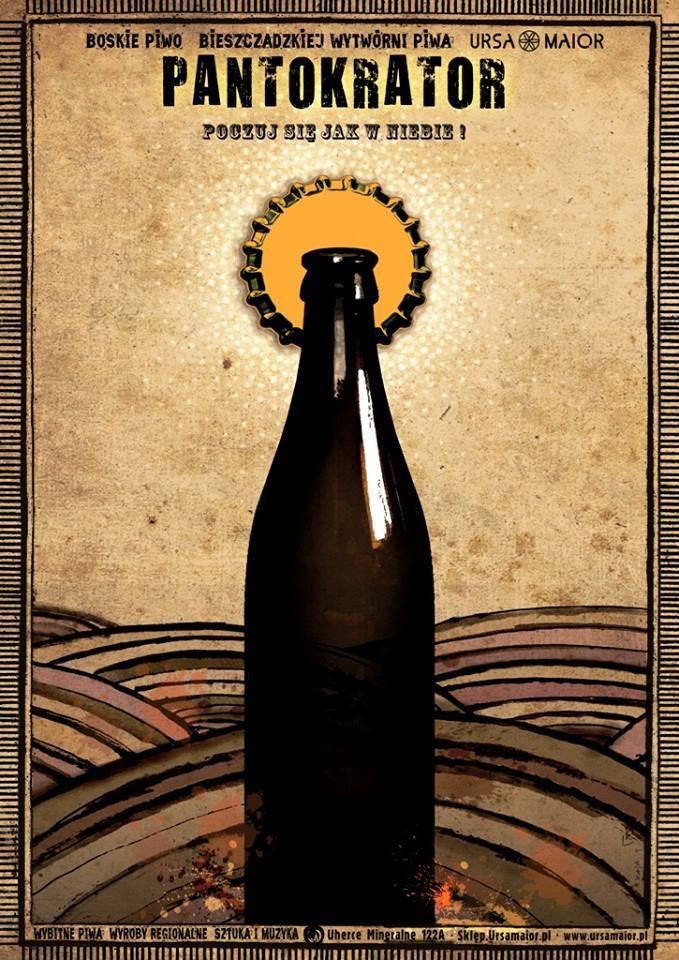 Pantokrator Ursa Maior beer