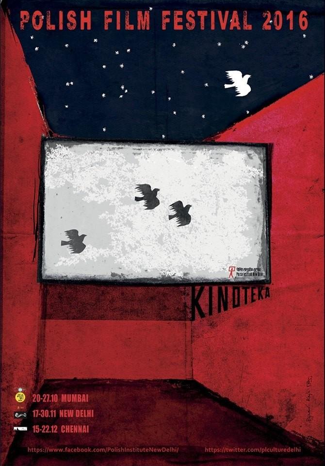Ryszard Kaja Kinoteka Polish Film Festival