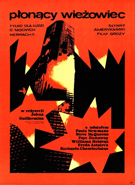 Towering Inferno John Guillermin