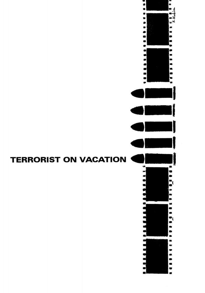 Terrorist on vacation