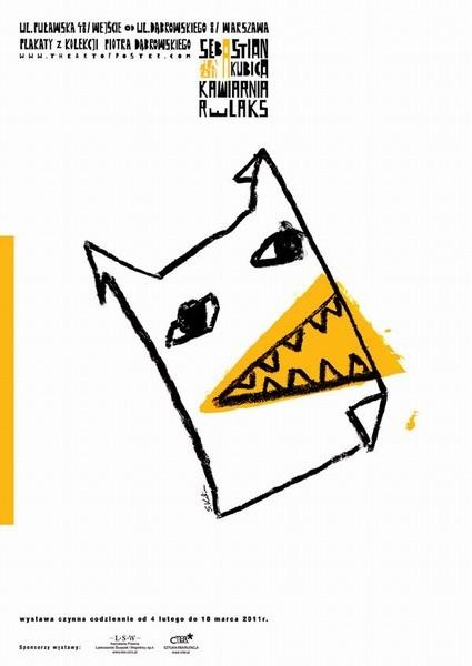 Poster Kawiarnia Relaks