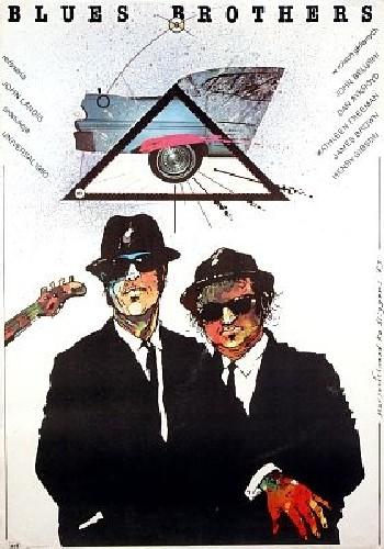 Grzegorz: Marszalek Blues Brothers, John Landis