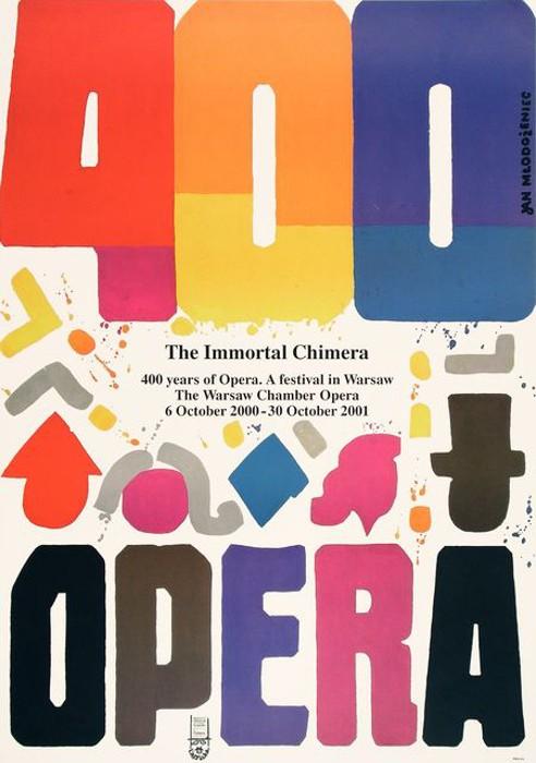 Immortal Chimera 400 years of Opera