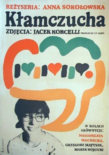 Jan Mlodozeniec Klamczucha polish poster
