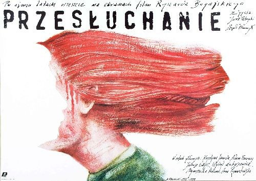 Przesłuchanie Ryszard Bugajski Film Poster