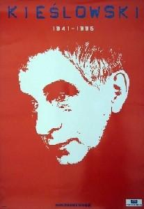 Krzysztof Kieślowski red