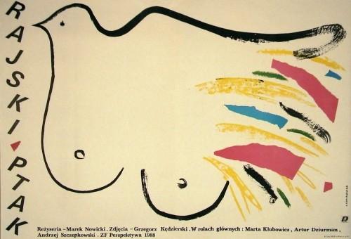 Bird of Paradise Marek Nowicki
