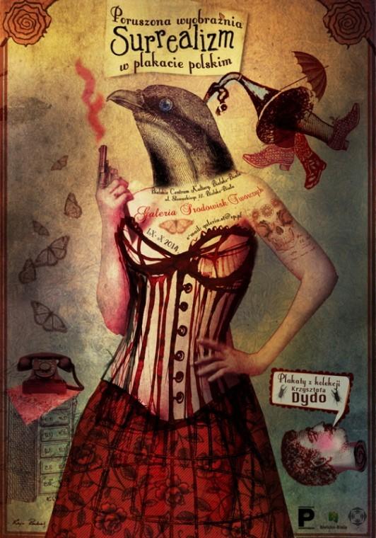 Kaja Renkas Surrealizm w plakacie polskim