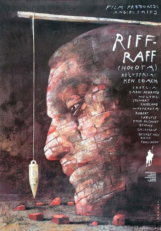 Wiktor Sadowski Riff Raff