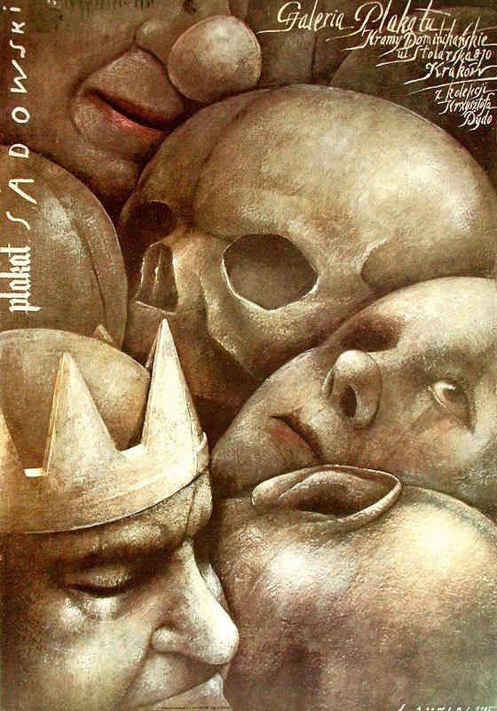 Wiktor Sadowski Galeria Plakatu Kramy Dominikańskie