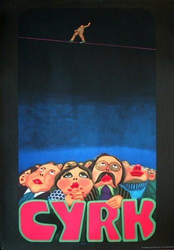 Polish Circus posters