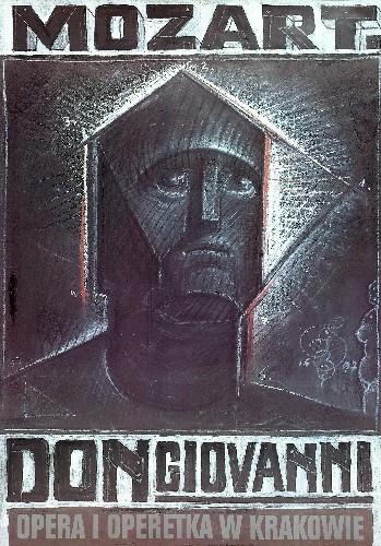 Franciszek Starowieyski Don Giovanni Krakow