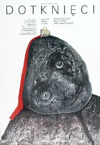 Dotknięci Wiesław Saniewski Stasys Poster