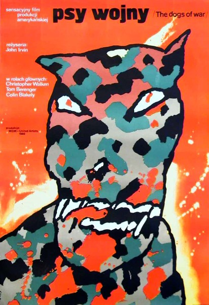 The Dogs of War Psy wojny John Irvin
