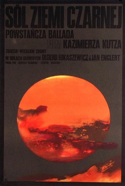 Salt of the Black Earth Sol ziemi czarnej Waldemar Swierzy