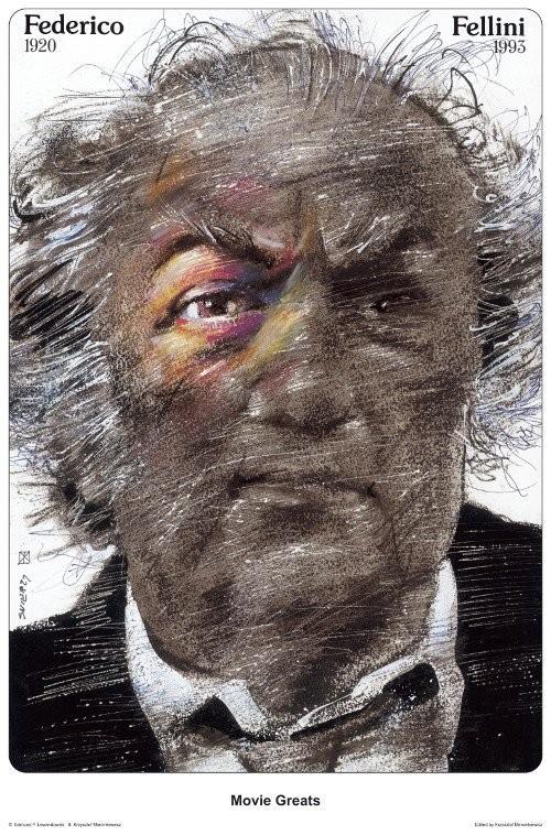 Federico Fellini - Movie Greats