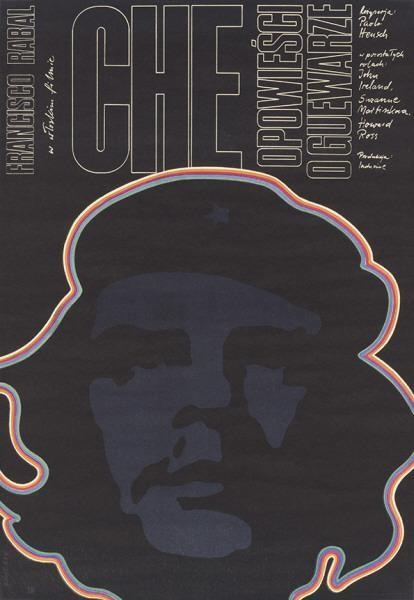 El Che Guevara Waldemar Świerzy Film poster