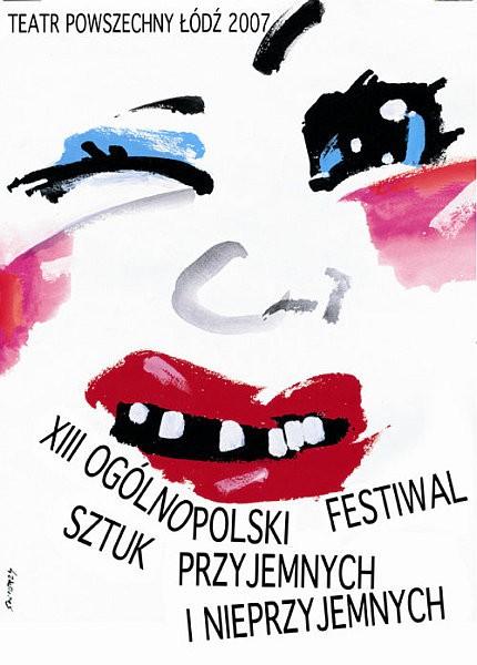 Waldemar Świerzy Festiwal Sztuk Przyjemnych i Nieprzyjemnych