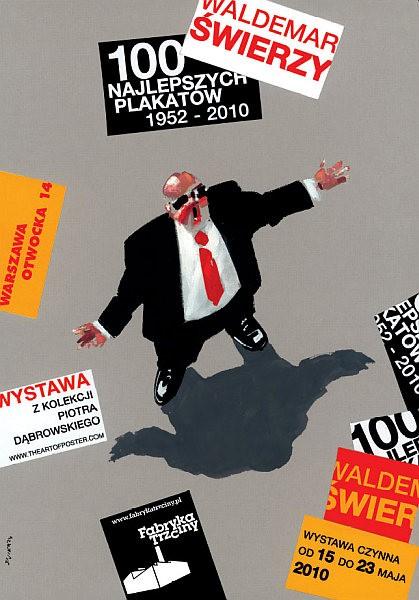 Waldemar Świerzy 100 best posters