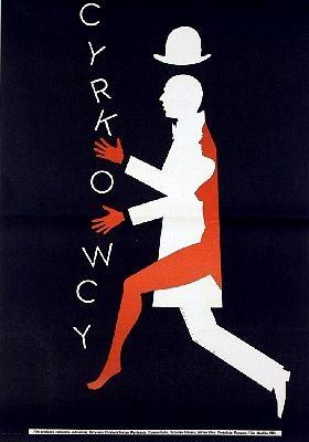Circus Polish Poster Mieczysław Wasilewski
