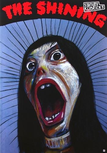 Lśnienie Stanley Kubrick (filmposter)