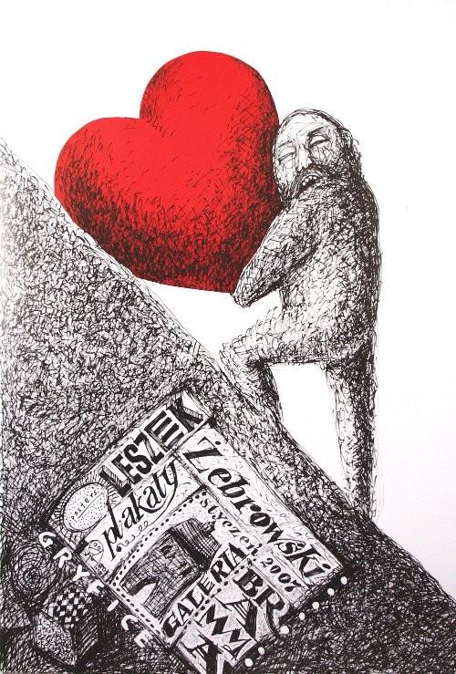 Posters Leszek Żebrowski Gryfice