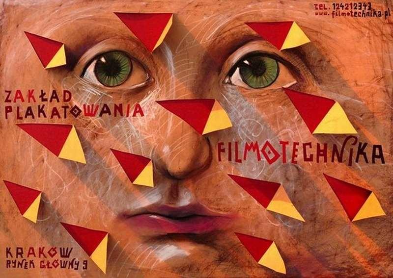 Leszek Zebrowski Filmotechnika Zaklad plakatowania
