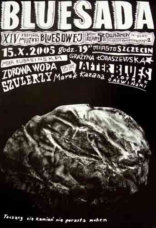 Leszek Zebrowski Bluesada Slowianin Szczecin