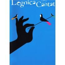 Legnica Cantat 44 Mirosław Adamczyk Polish Poster