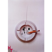Hommage a Henryk Tomaszewski Tomasz Bogusławski Polish Poster