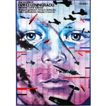 Children of Leningrad Damir Salimov Lex Drewinski Polish Poster