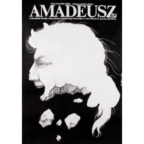 Amadeus Jakub Erol Polish Poster