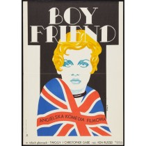 Boy Friend Jakub Erol Polish Poster